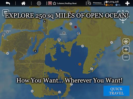 Ship & Boat Simulator uCaptain u26f5 Fun Fishing Games 4.995 screenshots 14