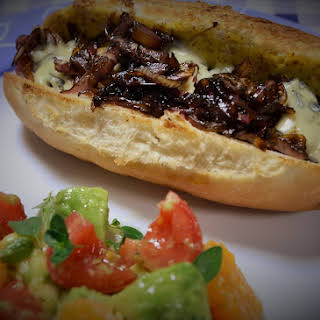 Blue Cheese Hot Dog Recipes.