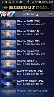 KOAM Wx- screenshot thumbnail