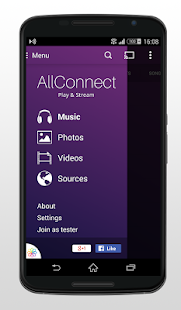 AllConnect - Play & Stream - screenshot thumbnail