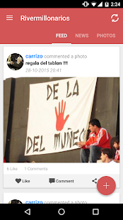 Rivermillonarios River P. Fans- screenshot thumbnail