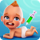 Little Baby Injection Simulator : Kids test Doctor (game)
