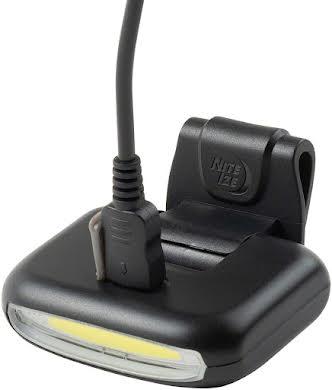 Nite Ize Radiant 170 Rechargeable Clip Light - Black alternate image 1