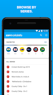 ESPNCricinfo – Live Cricket Scores, News & Videos  App Download For Android 7