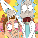 Rick and Morty Full HD