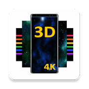 Black 4K Wallpapers icon