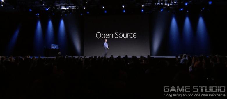 WWDC 2015: Apple sẽ open-source ngôn ngữ lập trình Swift của họ