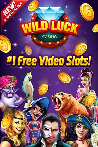 Wild Luck Free Slots screenshot 1
