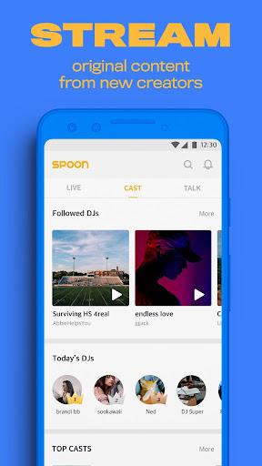 Spoon Radio screenshot 5