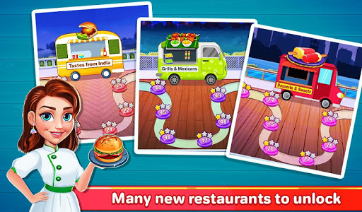 Indian Cooking Madness - Restaurant Cooking Games 1.3.0 screenshots 4