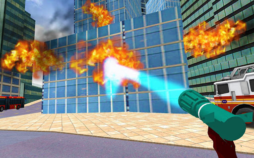 City Fire Truck Rescue 0.4 screenshots 2
