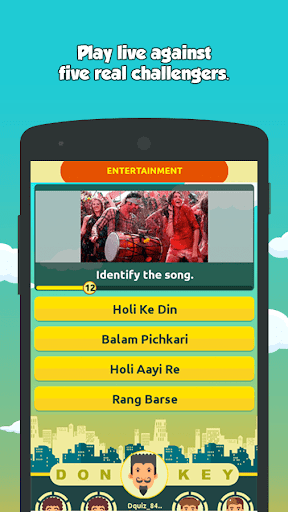 Donkey Quiz: India's Quiz Game screenshot 3