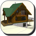 125 Best Wooden House Design icon