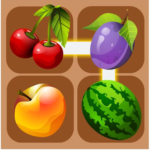 フルーツリンクパズルクラッシュ 休閒 App LOGO-APP試玩