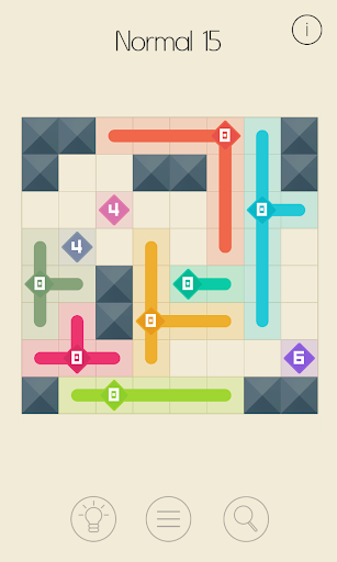 Puzzle Games Collection: Linedoku 1.7.6 screenshots 2