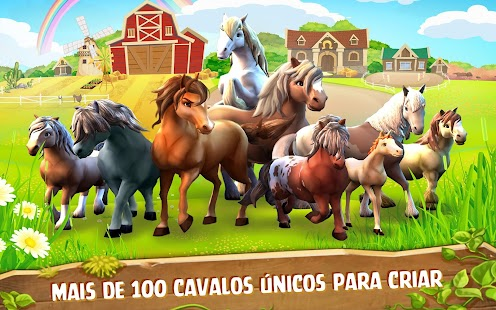 Horse Haven World Adventures imagem do Jogo