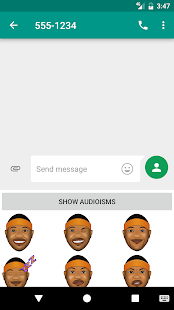 MeloMoji with Audioisms- screenshot thumbnail