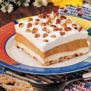 Butterscotch Pecan Dessert.