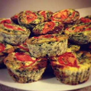 High Protein Muffin Quiches Recipe