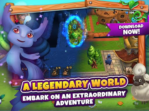upjers Wonderland screenshot 5