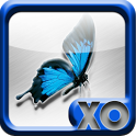 Butterfly theme 4 GO Launcher icon