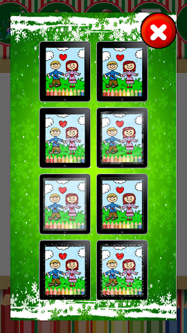 android Chrismas Magic Paint Screenshot 6
