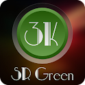 3K SR GREEN - Icon Pack