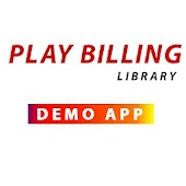 Play Billing Library Demo App (Unreleased)
