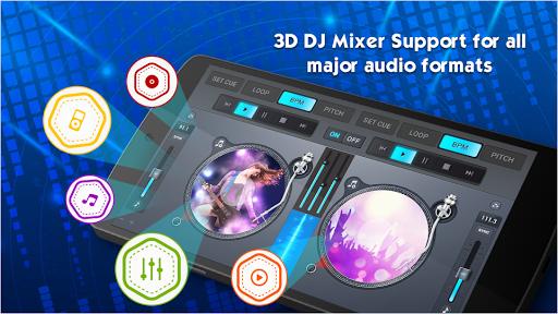 DJ Mixer 2019 - 3D DJ App screenshot 5