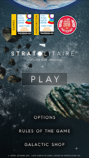 Stratolitaire- screenshot thumbnail