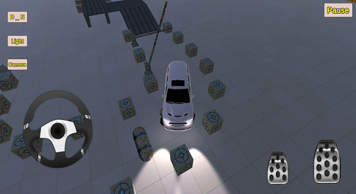 Luxury Car Parking 3D 1.4 screenshots 1