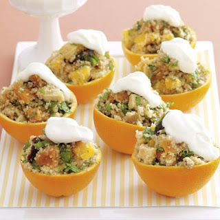 Tabouli Fruit Salad Cups.