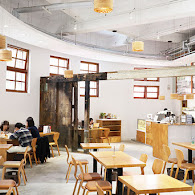 明日咖啡 MOT CAFÉ 新富町店
