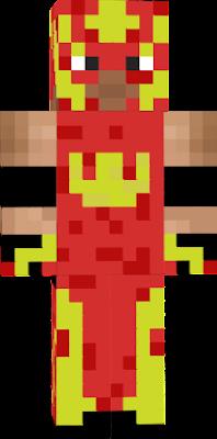 Rey Mysterio Nova Skin - Skin para minecraft pe rey