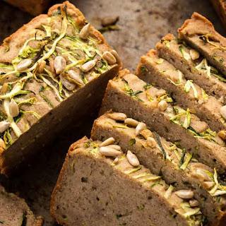 Gluten-free Banana Zucchini Bread (Vegan)