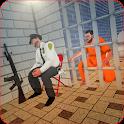 Grand Jail Break Prison Escape Mission 2019 icon
