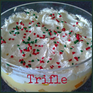 New Year Trifle