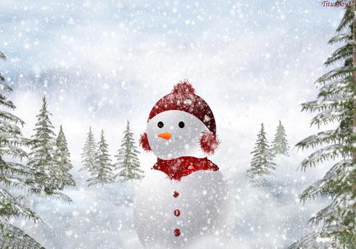 Snowman Jigsaw