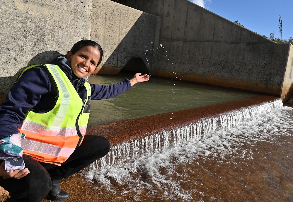 Cape Town taps into 'world's biggest aquifer' to meet its water needs