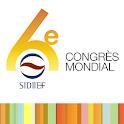 6e congrès mondial du SIDIIEF icon