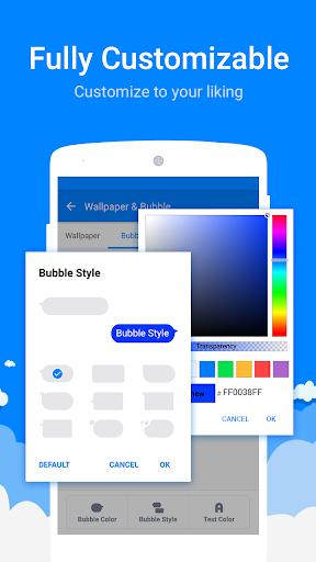 Messenger for SMS screenshot 6