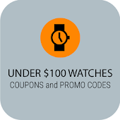 Under $100 Watches Coupon-ImIn