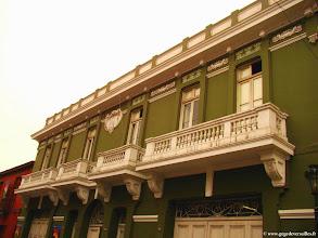 Photo: #009-Lima. Maison de 1913