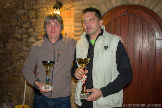 Photo: A két 2013-as kupás Zsolti és Robi