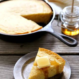 Honey Buttermilk Cornbread.