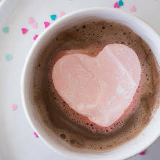 How to Make Heart-Shaped Marshmallows.