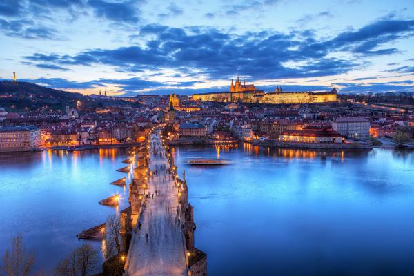 Praga bella
