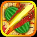 Fruit Samurai Slice Mania icon