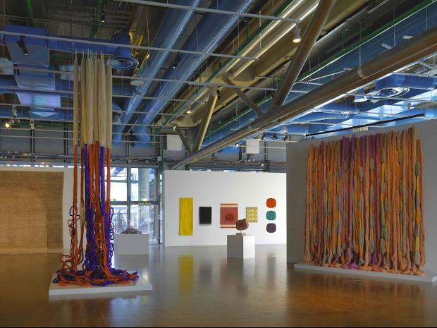 Sheila Hicks, Pompidou