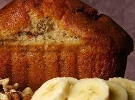 Applesauce Honey Banana Bread